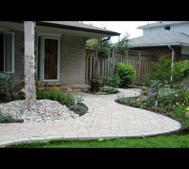 Patios Walkways Driveways Peace Love And Landscaping